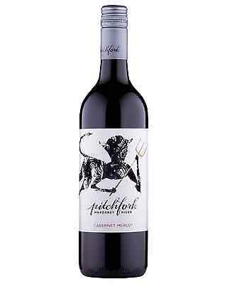 Pitchfork Cabernet Merlot case of 6 Dry Red Wine 750mL Margaret River