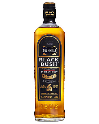 Bushmills Black Bush Irish Whiskey 700mL bottle