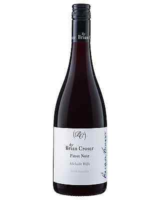 Brian Croser BC Pinot Noir case of 6 Dry Red Wine 750mL Adelaide Hills