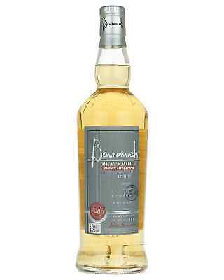 Benromach Peat Smoke Scotch Whisky 700mL bottle Single Malt Speyside