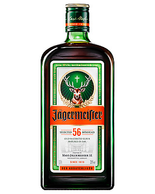 Jagermeister Liqueur 700mL Jägermeister case of 6 Herbal Liqueurs