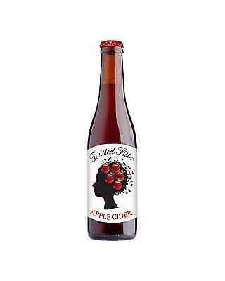 Twisted Sister Apple Cider 330mL case of 24