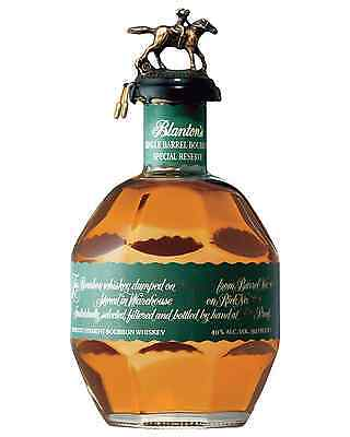 Blanton's Single Barrel Special Reserve Kentucky Straight Bourbon 700mL bottle