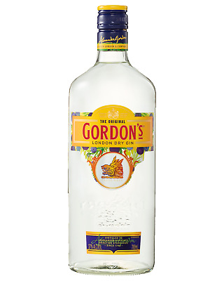Gordon's London Dry Gin 700mL bottle