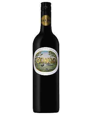 Hardys Oomoo Cabernet Sauvignon case of 6 Dry Red Wine 750mL