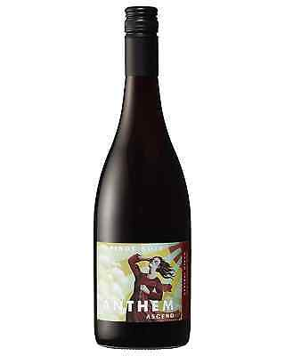 Anthem Ascend Pinot Noir case of 6 Dry Red Wine 750mL Central Otago