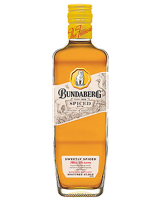 Bundaberg Mutiny Spiced Rum 700mL bottle