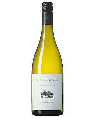 Ten Minutes by Tractor Estate Chardonnay case of 6 Dry White Wine 750mL