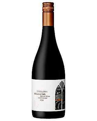 Chapel Hill McLaren Vale Grenache 2011 case of 6 Dry Red Wine 750mL