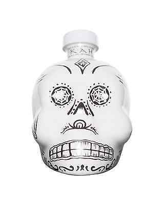 Kah Skull Blanco Tequila 750mL case of 6