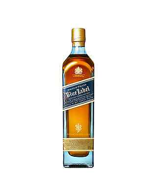 Johnnie Walker Blue Label Scotch Whisky 200mL case of 12 Blended Whisky