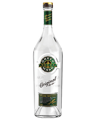 Green Mark Vodka 700mL case of 6
