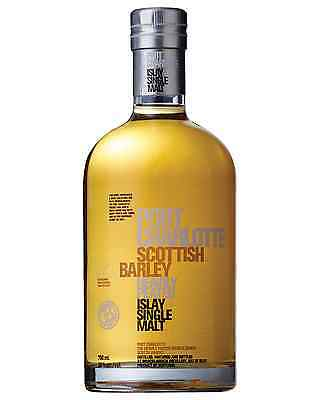 Bruichladdich Port Charlotte Scottish Barley Scotch Whisky 700mL case of 6 Islay