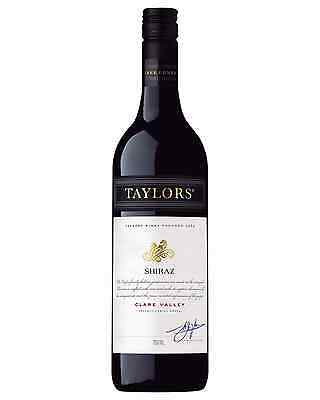 Taylors Estate Shiraz 2009 case of 6 Dry Red Wine 750mL Clare Valley