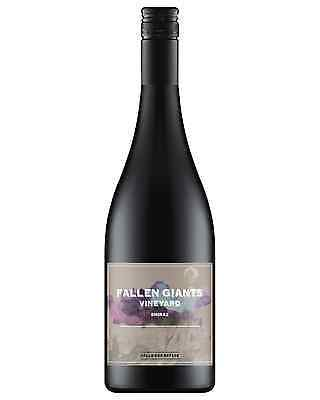 Fallen Giants Shiraz case of 6 Dry Red Wine 750mL