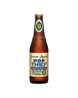 James Squire Hop Thief 8 American Pale Ale Bottles 345mL case of 24 Craft Beer