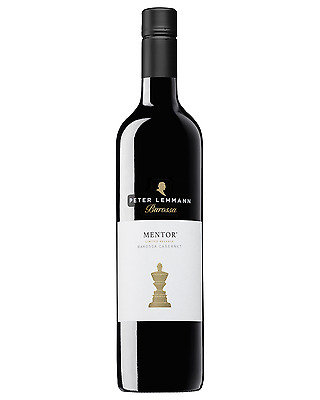 Peter Lehmann Mentor Cabernet bottle Red Blend Dry Red Wine 750mL Barossa Valley