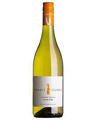 Rabbit Ranch Pinot Gris case of 6 Dry White Wine 750mL Central Otago