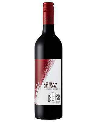 La Bise Shiraz case of 6 Dry Red Wine 750mL