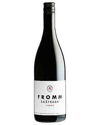 Fromm La Strada Syrah case of 6 Shiraz Dry Red Wine 750mL Marlborough