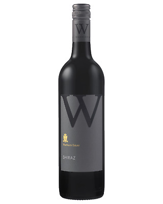 Warburn Premium Reserve Shiraz case of 6 Dry Red Wine 750mL Barossa Valley