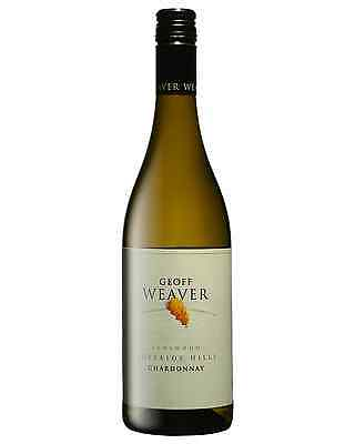 Geoff Weaver Chardonnay case of 6 Dry White Wine 750mL Adelaide Hills
