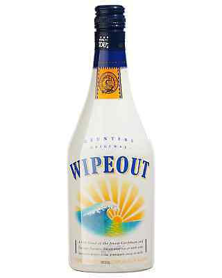Grunters Wipeout Coconut Liqueur 750mL case of 6 Fruit Liqueurs