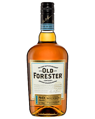 Old Forester Kentucky Straight Bourbon Whisky 700mL bottle Spirit