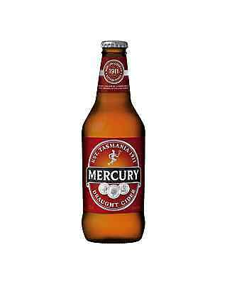 Mercury Draught Cider 375mL case of 24 Apple Cider