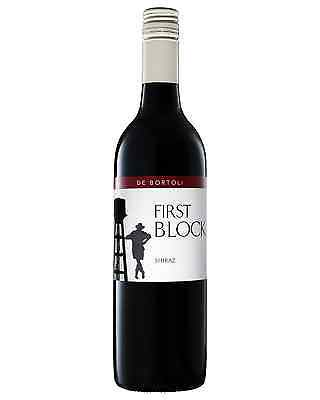 De Bortoli First Block Shiraz bottle Dry Red Wine 750mL