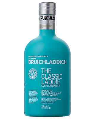 Bruichladdich The Classic Laddie Scotch Whisky 700mL case of 6 Single Malt Islay