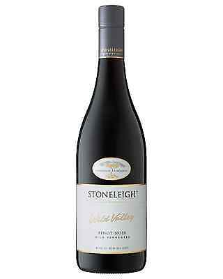 Stoneleigh Wild Valley Pinot Noir bottle Dry Red Wine 750mL Marlborough