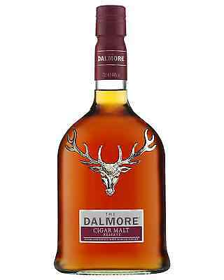 The Dalmore Cigar Malt Reserve Scotch Whisky 700mL case of 6 Single Malt