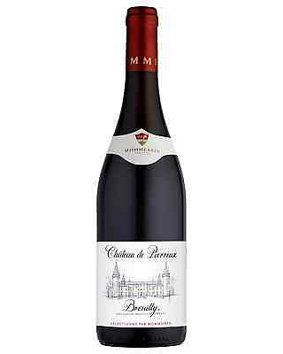 Mommessin Château de Pierreux Brouilly case of 6 Gamay Dry Red Wine 750mL