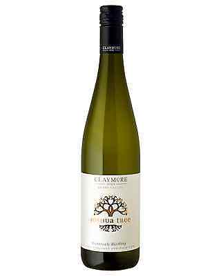 Claymore Joshua Tree Riesling 2012 bottle Dry White Wine 750mL Clare Valley