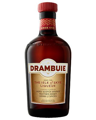 Drambuie Scotch Whisky Liqueur 700mL case of 6 Whisky Liqueurs