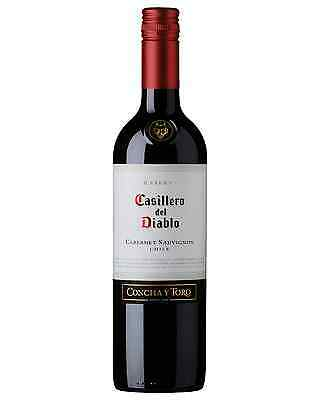Casillero Del Diablo Cabernet Sauvignon bottle Dry Red Wine 750mL