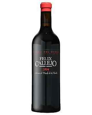 Bodegas Felix Callejo Seleccion 2004 case of 6 Tempranillo Dry Red Wine 750mL