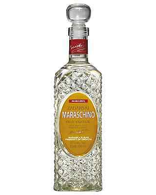 Maraska Maraschino 700mL case of 6 Liqueur Fruit Liqueurs