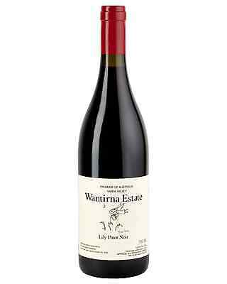 Wantirna Estate Lily Pinot Noir bottle Dry Red Wine 750mL Yarra Valley