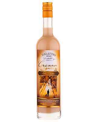 Hellyers Road Whisky Cream Liqueur 700mL bottle Whisky Liqueurs
