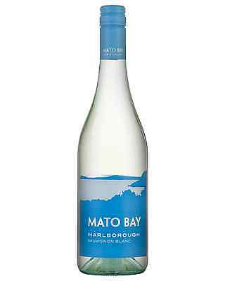 Mato Bay Sauvignon Blanc bottle Sauvignon  Blanc Dry White Wine 750mL