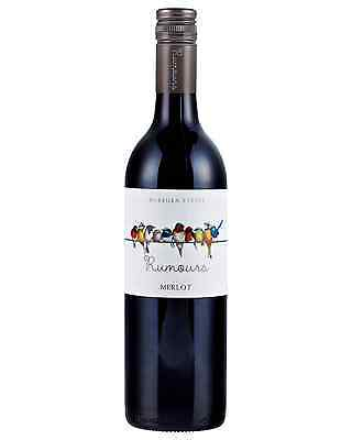 Warburn Rumours Merlot case of 6 Dry Red Wine 750mL