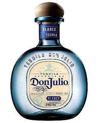 Don Julio Blanco Tequila 750mL case of 6