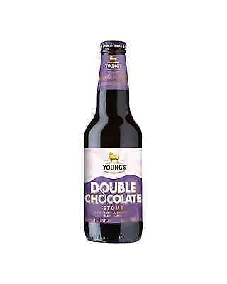 Youngs Double Chocolate Stout 330mL case of 24 International Beer