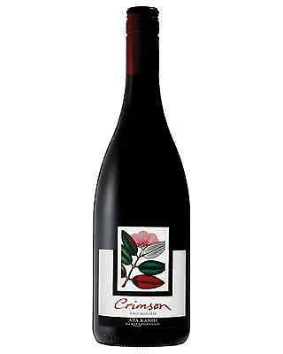 Ata Rangi Crimson Pinot Noir case of 12 Dry Red Wine 2015* 750mL Martinborough