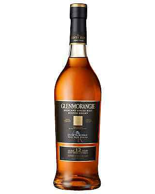 Glenmorangie The Quinta Ruban Scotch Whisky 700mL case of 6 Single Malt Highland