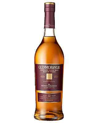Glenmorangie The Lasanta Scotch Whisky 700mL case of 6 Single Malt Highland