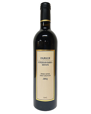 Parker Estate 1st Growth Cabernet Sauvignon bottle Dry Red Wine 750mL Coonawarra