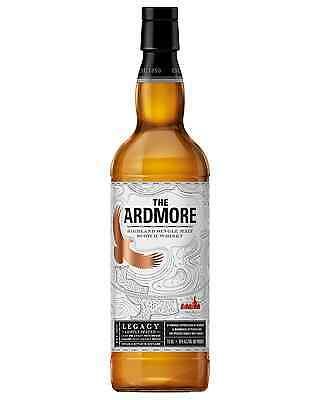 The Ardmore Legacy Single Malt Scotch Whisky 700mL case of 6 Highland